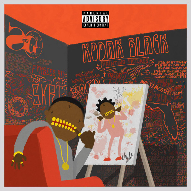 Kodak Black album cover