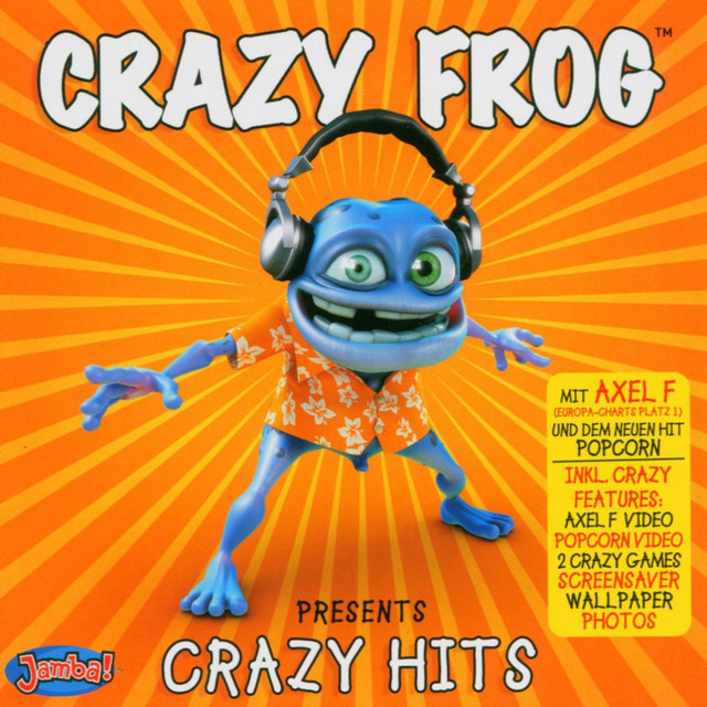 Crazy Frog presents Crazy Hits by Crazy Frog