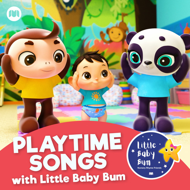 Playtime Songs with Little Baby Bum