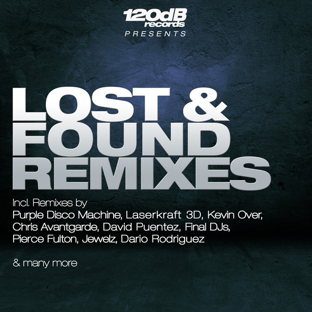 Lost & Found Remixes (of 120dB Records)