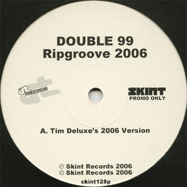 Cover art for RIP Groove - Radio Edit by Double 99