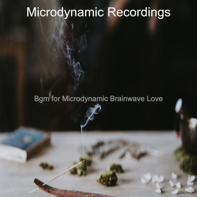 Album cover for Bgm for Microdynamic Brainwave Love by Microdynamic Recordings