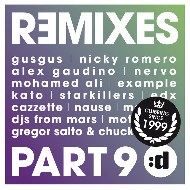 Ziggy & Carlo Astuti & Matthew LeFace - disco:wax Presents: Remixes Part 9