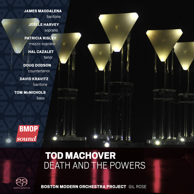 Tod Machover: Death and the Powers