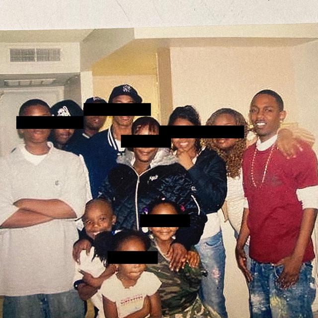 Baby Keem family ties (with Kendrick Lamar) acapella