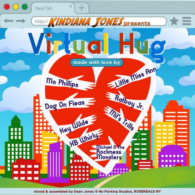 Virtual Hug by Kindiana Jones