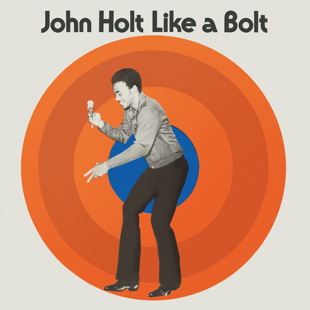 The album cover for Ali Baba by John Holt.
