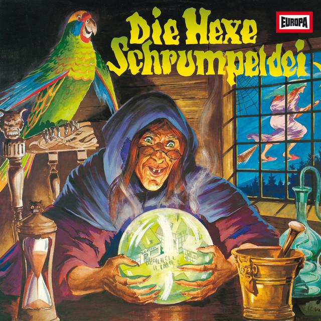 Die Hexe Schrumpeldei