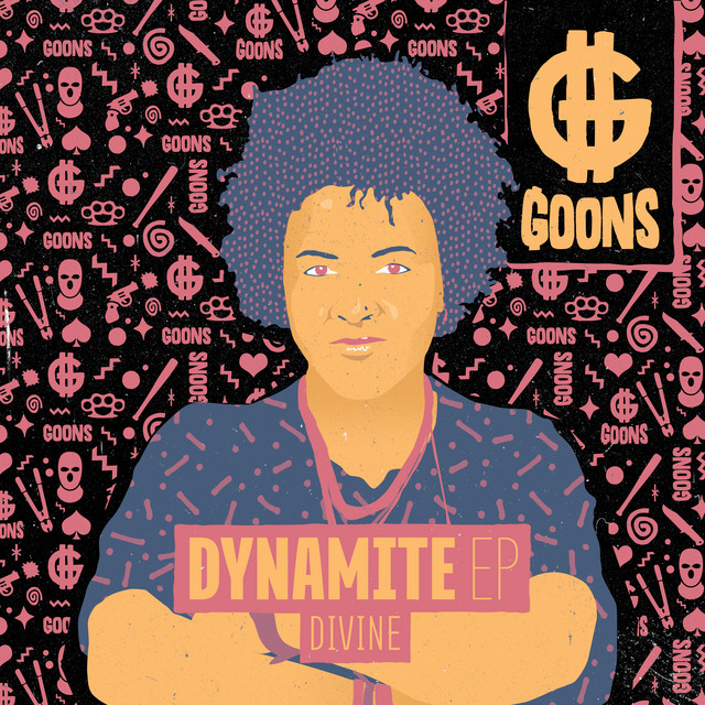 Divine - Dynamite EP