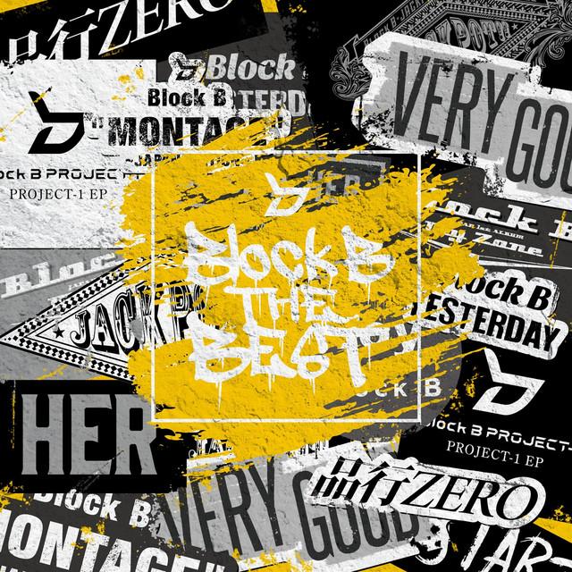 Block B album cover