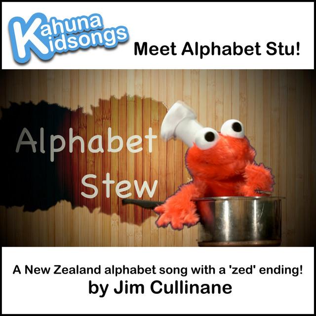 Alphabet Stew by Kahuna Kidsongs