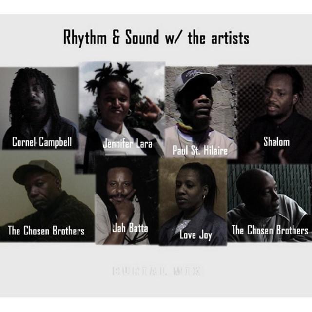 Rhythm & Sound Vinyl