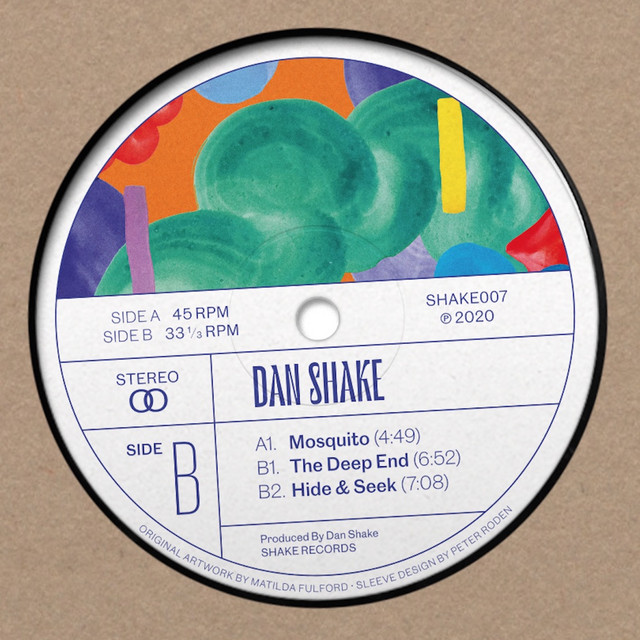 Dan Shake – The deep end