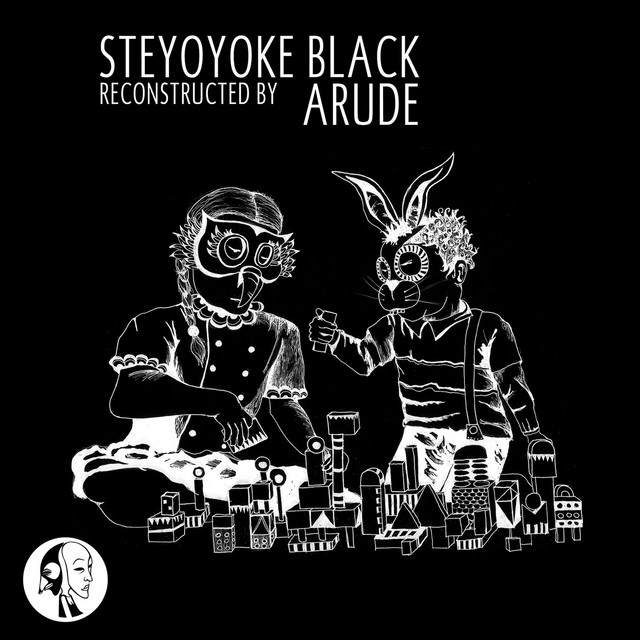 Steyoyoke Black Reconstructed by Arude