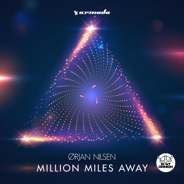Million Miles Away album cover
