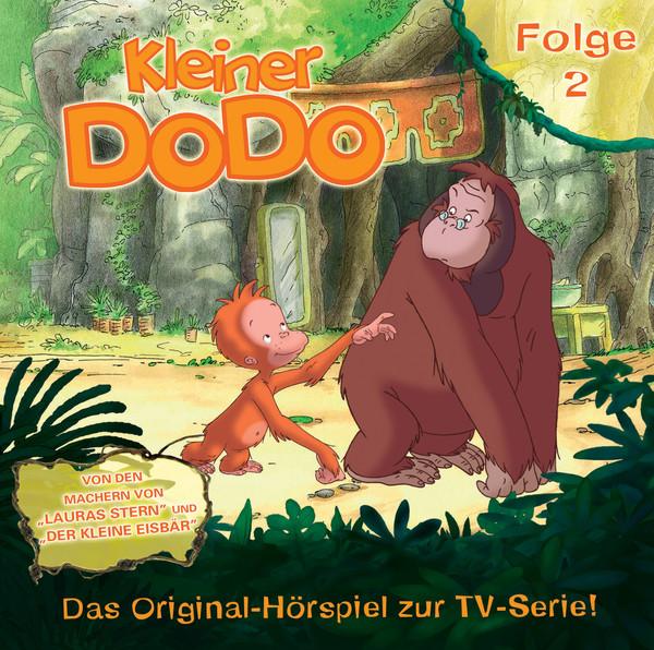 Kleiner Dodo, Folge 2 (Das Original-Hörspiel Zur Tv-Serie) Cover