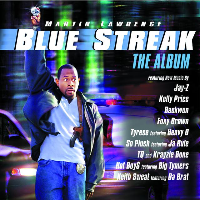 Blue Streak - The Album - Official Soundtrack