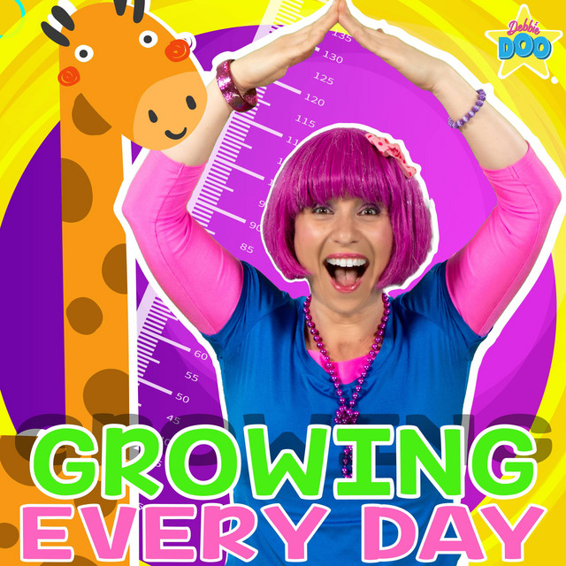 Growing Every Day by Debbie Doo