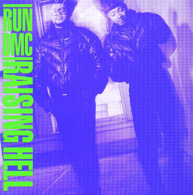 Run–D.M.C. album cover
