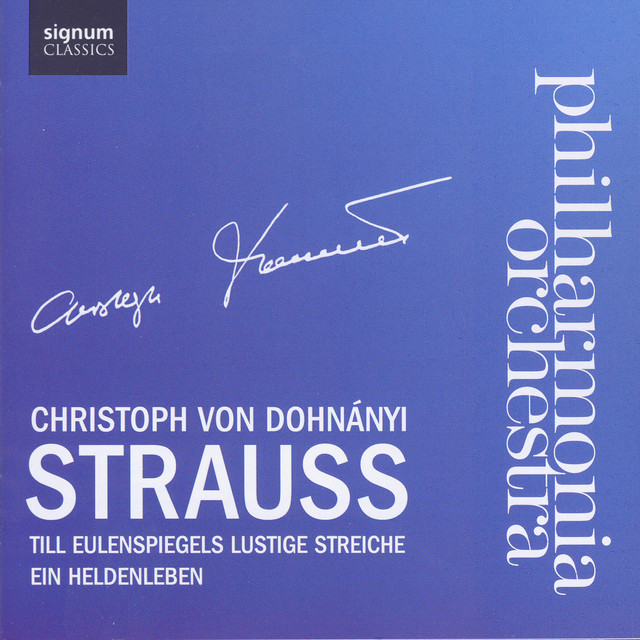 Strauss Till Eulenspiegel And Ein Heldenleben