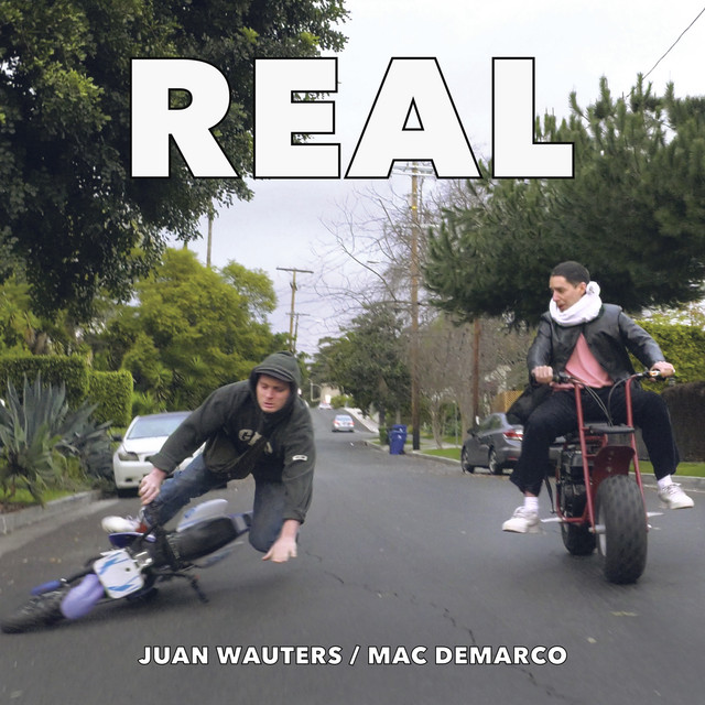 Real (with Mac DeMarco) by Juan Wauters