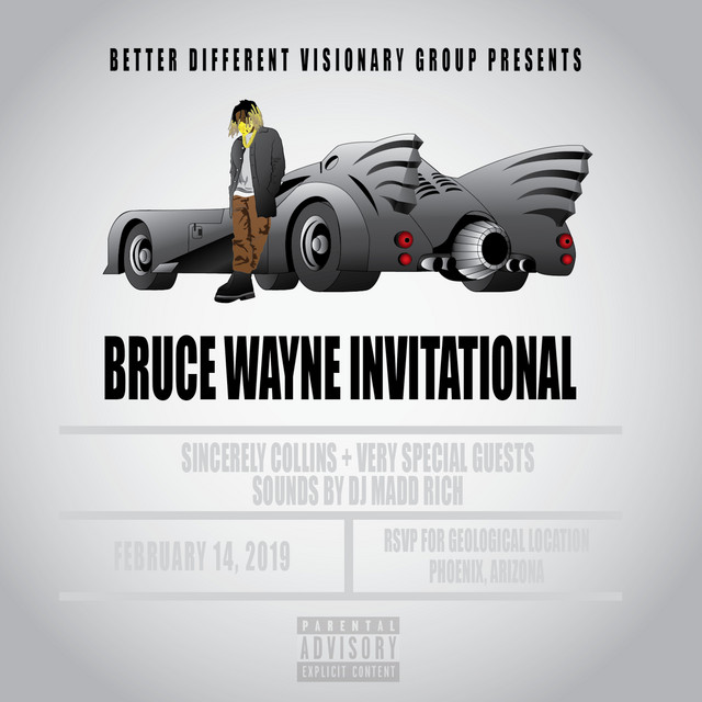 Bruce Wayne Invitational