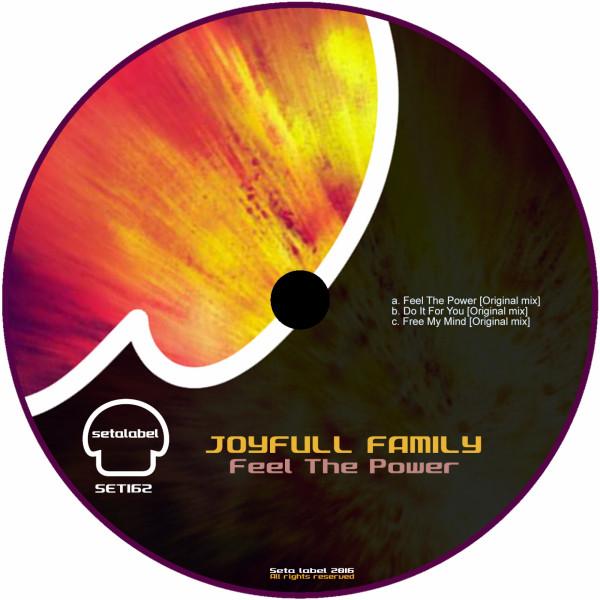 Joyfull Family Vinyl