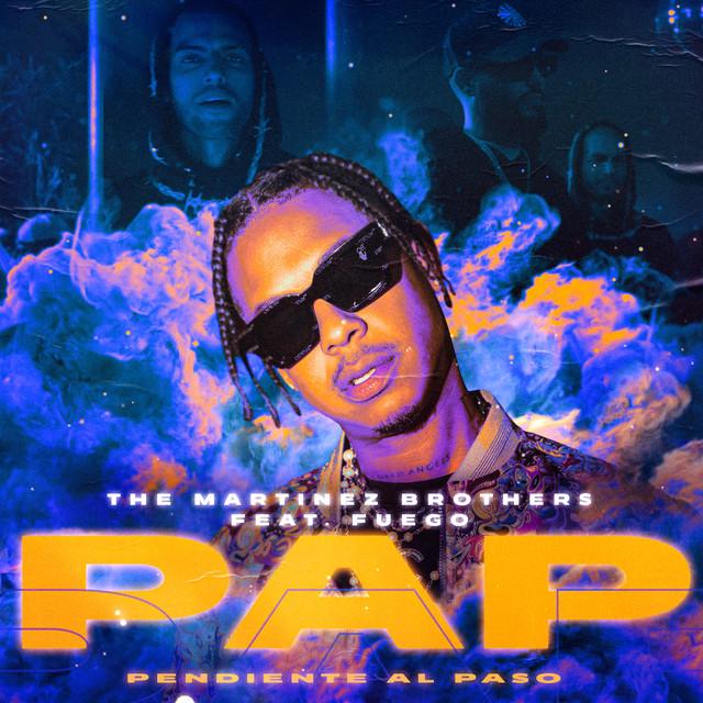 PAP (Pendiente al Paso) album cover