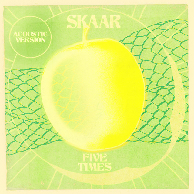 SKAAR Five Times (Acoustic) acapella