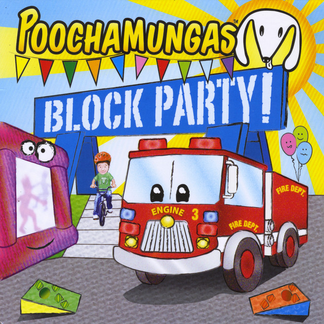 Block Party! by Poochamungas