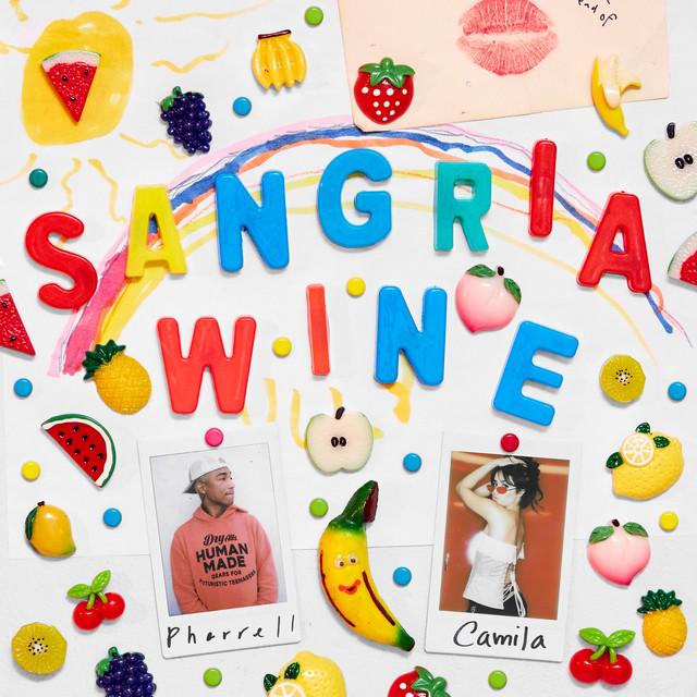 Pharrell Williams Sangria Wine acapella