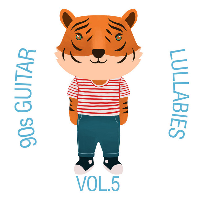 90s Guitar Lullabies, Vol. 5 by The Cat and Owl