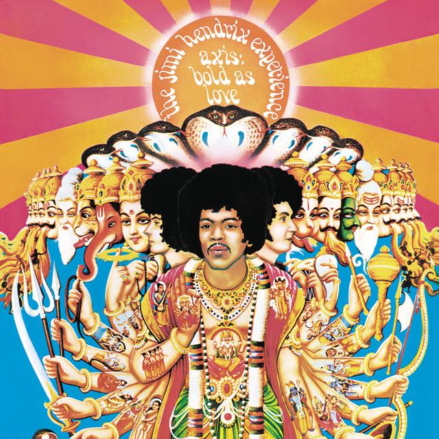 Bold As Love album cover