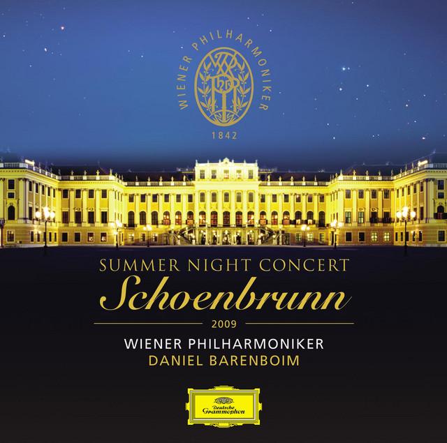 Summer Night Concert Schoenbrunn 2009
