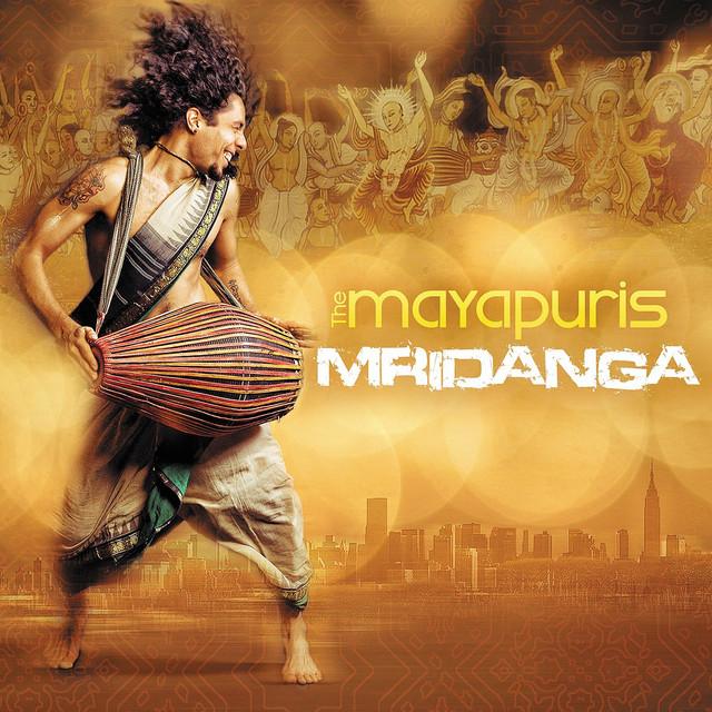 Jai Sri Krsna album cover