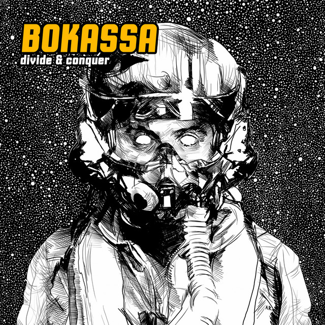 Album cover for Divide & Conquer by Bokassa