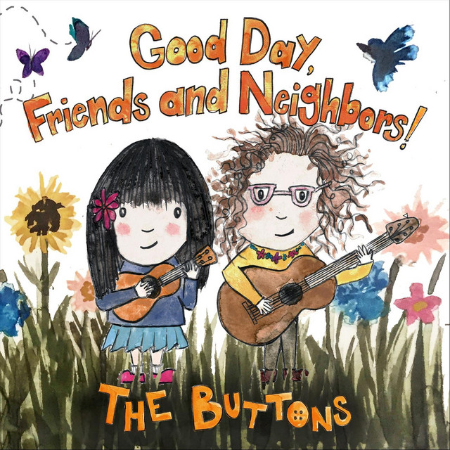 The Buttons - Wednesday 11:00 am EDT