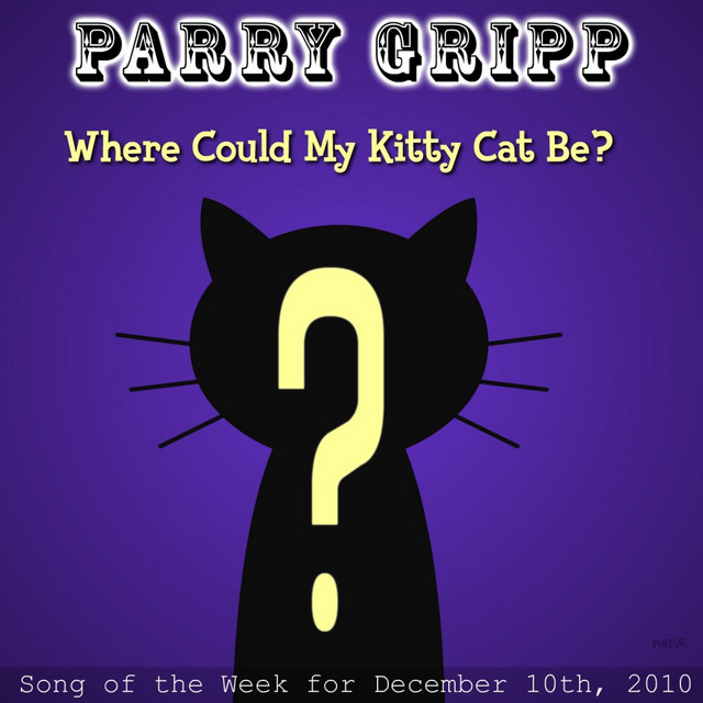 Where Could My Kitty Cat Be by Parry Gripp