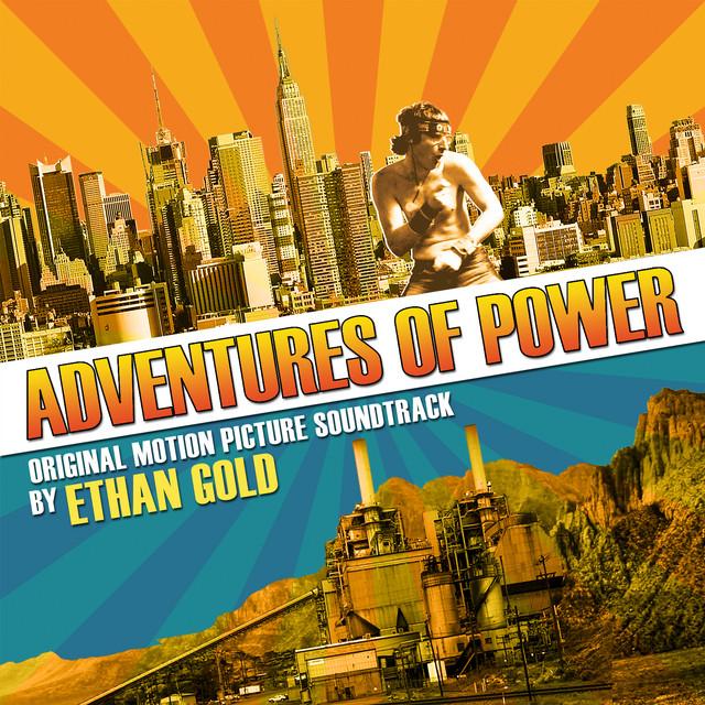 Adventures of Power (Original Motion Picture Soundtrack) Image