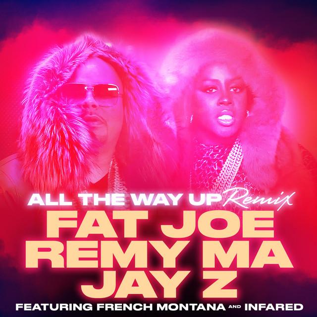 Rémy All The Way Up (Remix) acapella