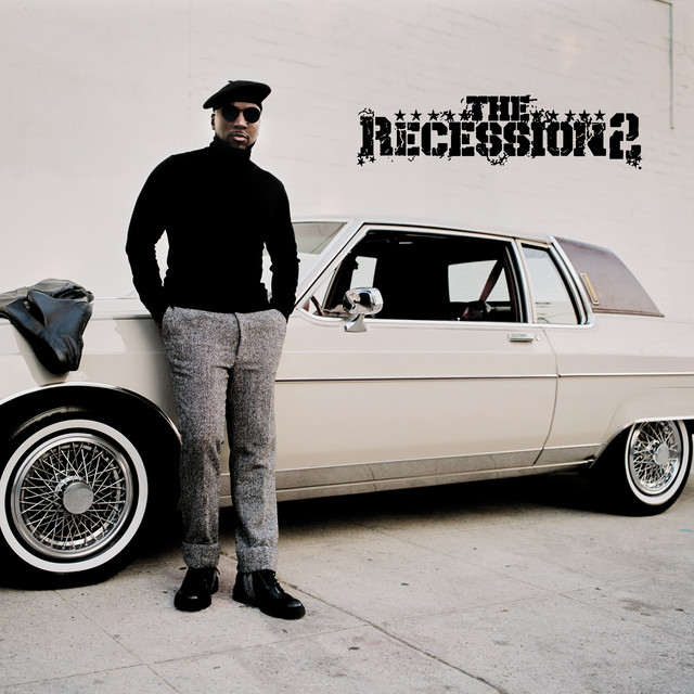 Album cover for The Recession 2 by Jeezy