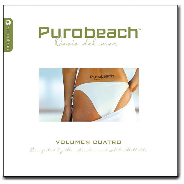 Purobeach Volumen Cuatro (Mixed and complied By Ben Sowton & Niko Bellotto)