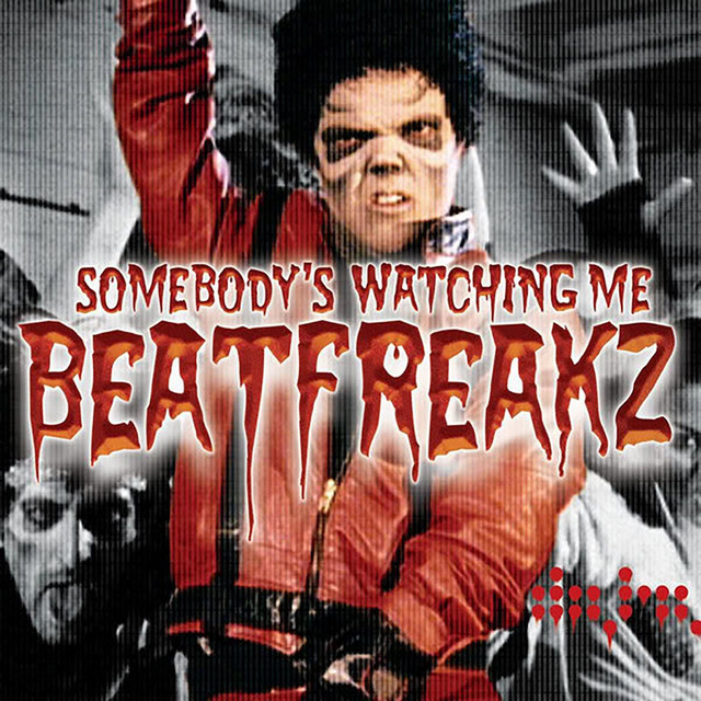 Somebody's Watching Me - Hi_Tack Radio Edit