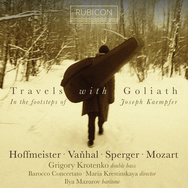 Travels with Goliath, In the footsteps of Josef Kämpfer