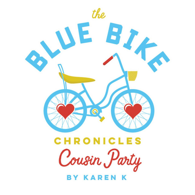 The Blue Bike Chronicles: Cousin Party by Karen K and the Jitterbugs