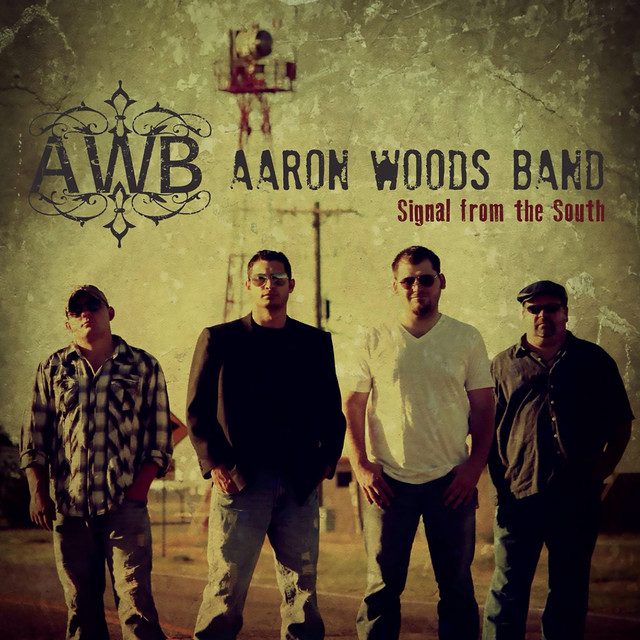 Hangin By the River-Aaron Woods Band