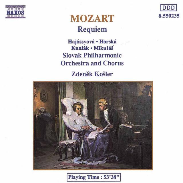 Mozart: Requiem In D Minor
