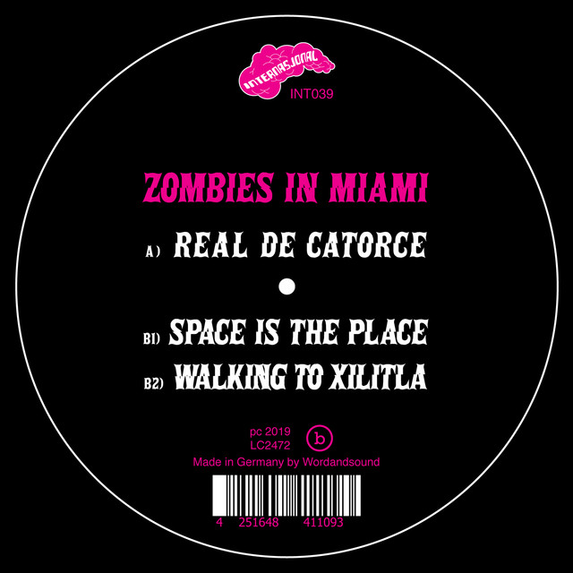 Space is the place · Zombies in Miami