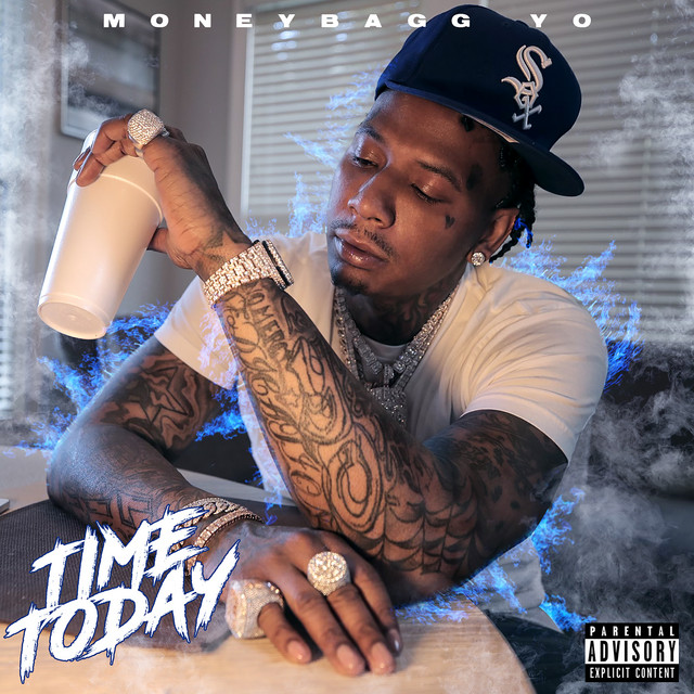 Time Today album cover