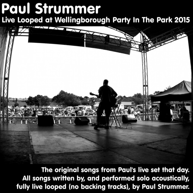 Live Looped at Wellingborough Party In The Park 2015